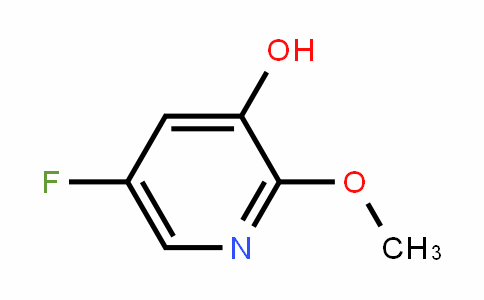 5-Fluoro-3-hydroxy-2-methoxypyridine