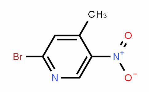 2-Bromo-4-methyl-5-nitropyridine