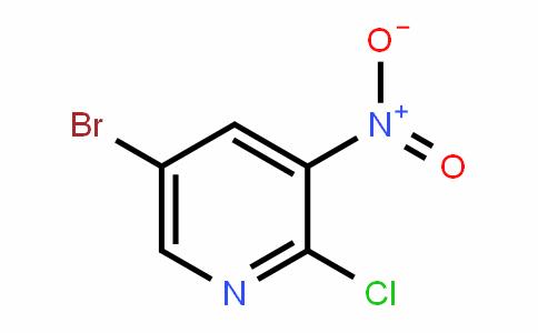 2-氯-5-溴-3-硝基吡啶