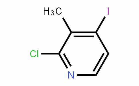 2-Chloro-3-methyl-4-iodopyridine