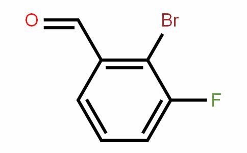2-Bromo-3-fluorobenzaldehyde