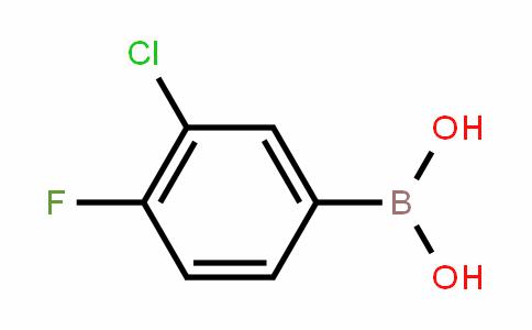 3-氯-4-氟苯硼酸
