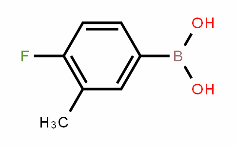 4-Fluoro-3-methylPhenylboronic acid
