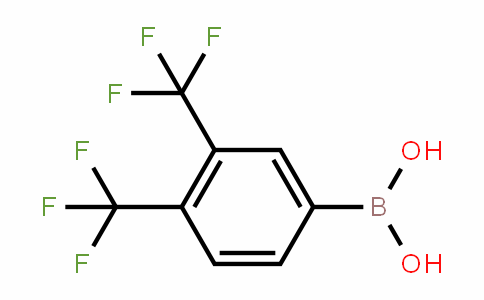 3,4-Bis(trifluoromethyl) Phenylboronic acid