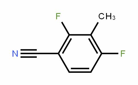 2,4-Difluoro-3-methyl benzonitrile