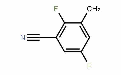 2,5-Difluoro-3-methyl benzonitrile