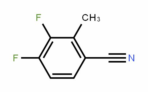 3,4-Difluoro-2-methyl benzonitrile