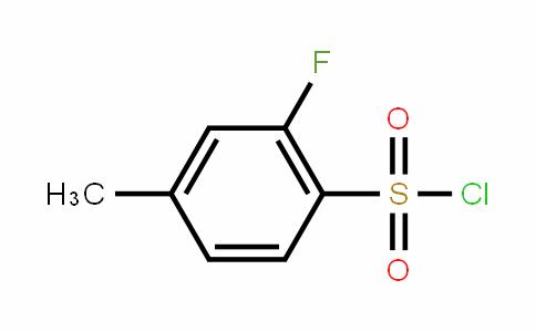 2-氟-4-甲基苯磺酰氯
