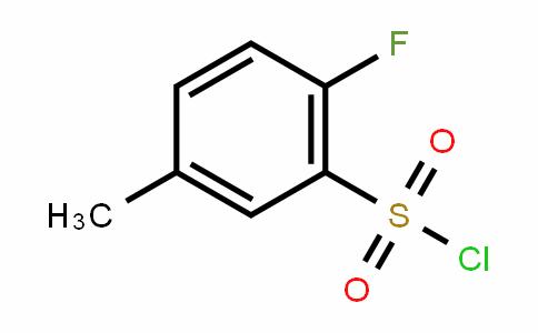 2-Fluoro-5-methylBenzenesulfonylchloride
