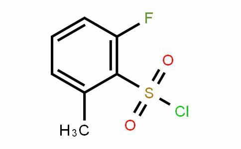 2-Fluoro-6-methylBenzenesulfonylchloride