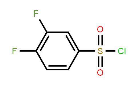 3,4-Difluorobenzenesulfonyl chloride