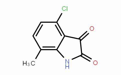 4-Chloro-7-methylIsatin