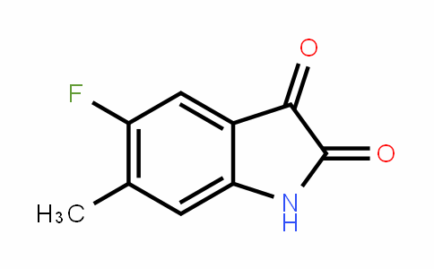 5-Fluoro -6-methyl Isatin
