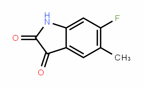 6-氟-5-甲基靛红