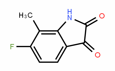 6-Fluoro -7-methyl Isatin