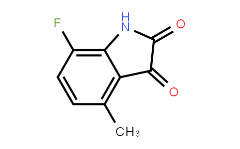 7-Fluoro -4-methyl Isatin
