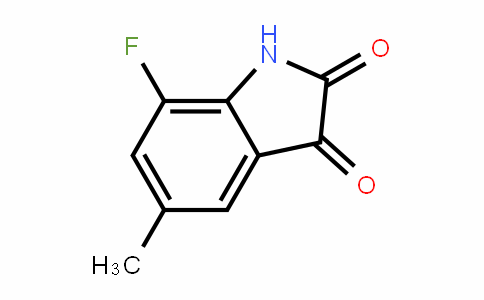 7-Fluoro -5-methyl Isatin