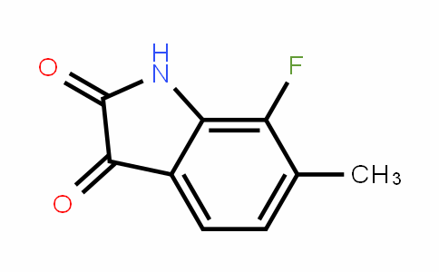 7-Fluoro -6-methyl Isatin