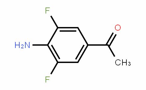 4-氨基-3,5-二氟苯乙酮