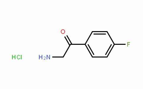 2-Amino-4'-fluoroacetophenone hydrochloride