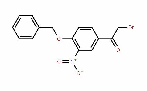 4'-Benzyloxy-2-bromo-3'-nitroacetophenone