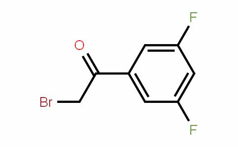 2-溴-3'',5''-二氟苯乙酮