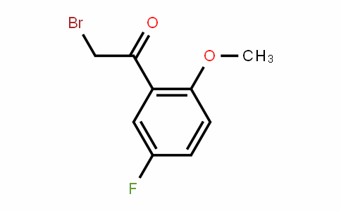 2-Bromo-5'-fluoro-2'-methoxyacetophenone