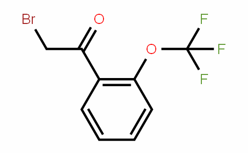 2-Bromo-2'-(trifluoromethoxy)acetophenone