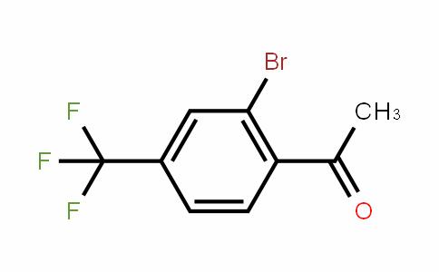 2'-Bromo-4'-(trifluoromethyl)acetophenone