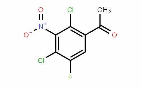 2',4'-Dichloro-5'-fluoro-3'-nitroacetophenone
