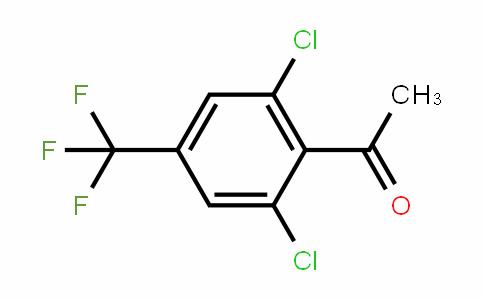 2',6'-Dichloro-4'-(trifluoromethyl)acetophenone