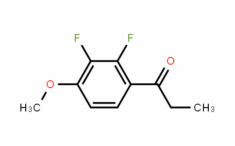 2',3'-Difluoro-4'-methoxypropiophenone
