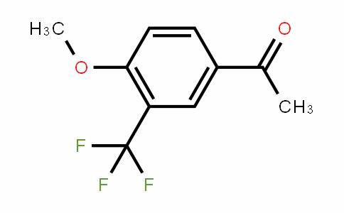 4'-Methoxy-3'-(trifluoromethyl)acetophenone