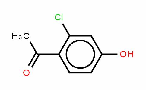 2-Chloro-4-hydroxyacetophenone