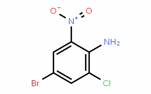 4-Bromo-2-chloro-6-nitroaniline