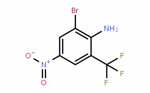 2-Bromo-4-nitro-6-(trifluoromethyl)aniline