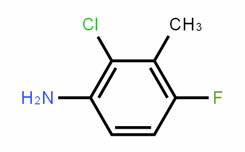 2-Chloro-4-fluoro-3-methylaniline