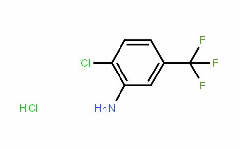 2-Chloro-5-(trifluoromethyl)aniline hydrochloride