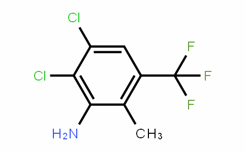 2,3-Dichloro-6-methyl-5-(trifluoromethyl)aniline
