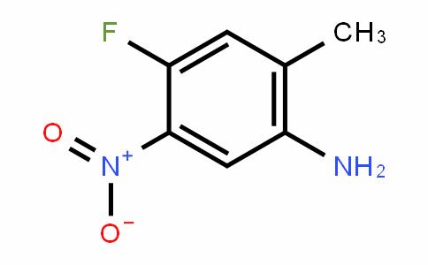 苯胺,4-氟-2-甲基-5-硝基-