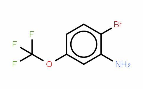 2-溴-5-(三氟甲氧基)苯胺