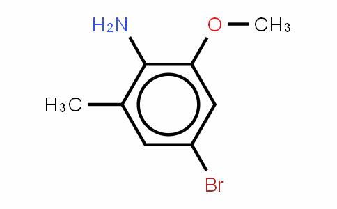 4-溴-2-甲基-6-甲氧基苯胺