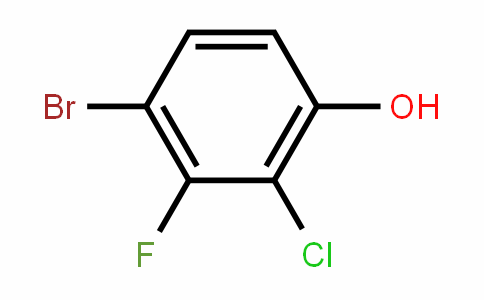 2-氯-3-氟-4-溴苯酚