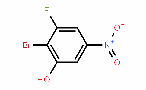 2-Bromo-3-fluoro-5-nitrophenol