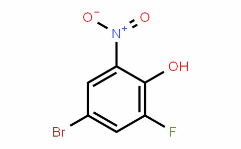 4-溴-2-氟-6-硝基苯酚