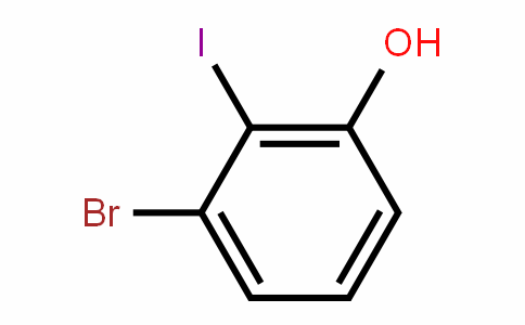 3-Bromo-2-iodophenol