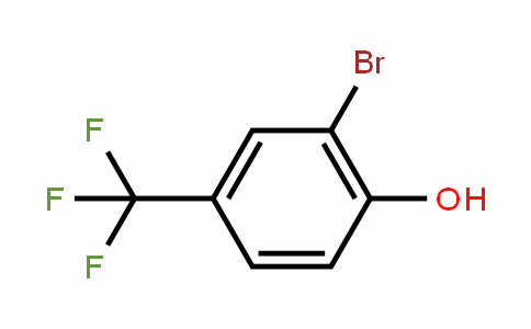 2-Bromo-4-(trifluoromethyl)phenol
