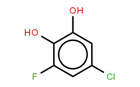 5-Chloro-3-fluorobenznene-1,2-diol