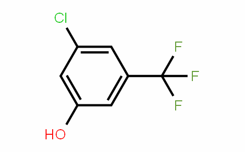 3-Chloro-5-(trifluoromethyl)phenol