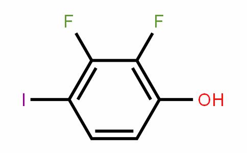 2,3-二氟-4-碘苯酚